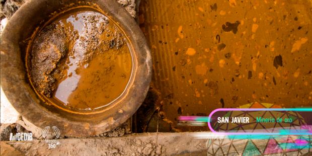 No todo lo que brilla es bueno: explotación aluvial de oro en Bolivia
